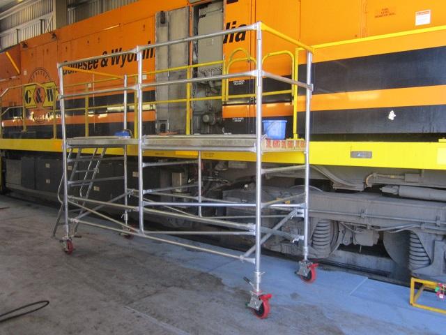 Maintenance Platforms Safe Access Equipment