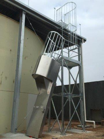 Roof Access Scaffolding Safe Access Equipment